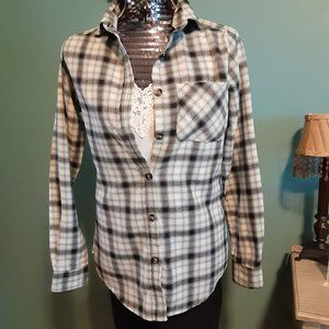 Harlow - Plaid Shirt - INCLUDED IN 3 FOR $20 OFFER